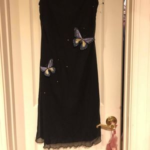 A.B.S Little black dress